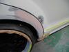 メルセデスベンツ W221 S500 鈑金塗装画像3