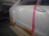メルセデスベンツ W221 S500 鈑金塗装画像6