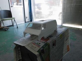 ラジコン塗装 ランチボックス画像1