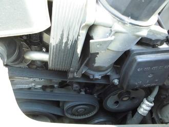 メルセデスベンツ W211 整備画像5