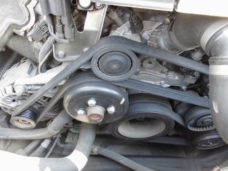 メルセデスベンツ W211 整備画像3
