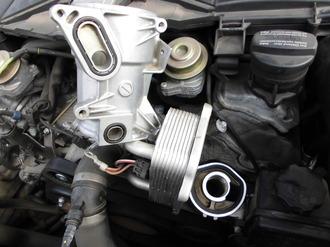 メルセデスベンツ W211 整備画像9