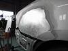 トヨタ クラウン リヤフェンダー鈑金塗装画像2