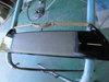 トヨタ アクア フロントバンパーガーニッシュ加工 スムージング画像6