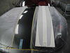 フェラーリ599 スッテカー貼り 画像5
