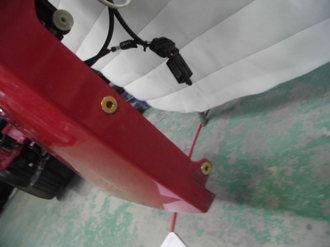 スバルレヴォーグ 社外スポイラー取付画像3