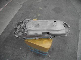 シグナス BWS125 クランクケース カスタムペイント画像1