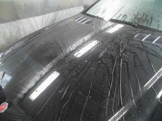 メルセデスベンツSL ガラスコーティング画像7