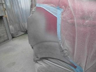 スズキMRワゴン 鈑金塗装を紹介します。画像3