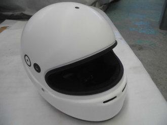 ヘルメット カスタムペイント画像1
