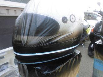 ヘルメット カスタムペイント画像2
